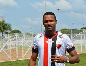 Junior Lopes, de férias em RO (Foto: Daniele Lira)