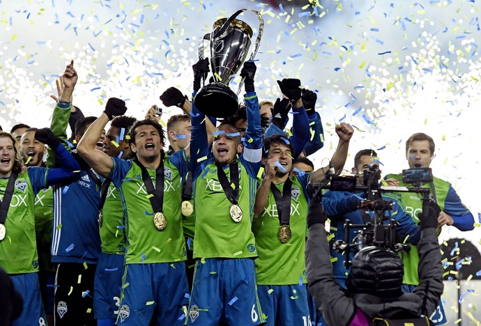 Toronto FC Seattle Sounders MLS Cup 2016 (Foto: Reuters)