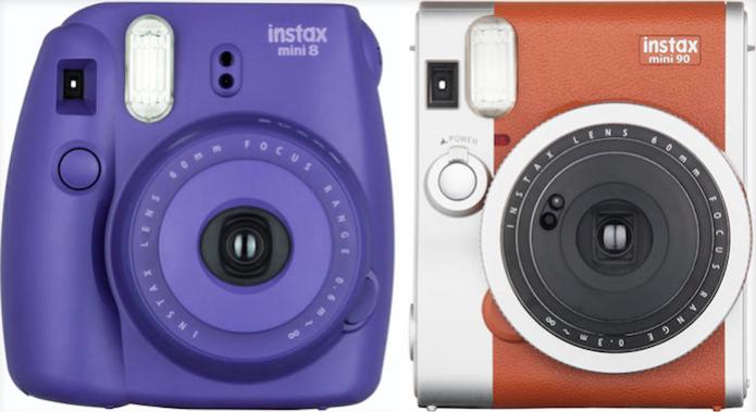 Instax Mini 8 e Mini 90 outros novos modelos lançados pela Fujifilm (Foto: Divulgação/Fujifilm) (Foto: Instax Mini 8 e Mini 90 outros novos modelos lançados pela Fujifilm (Foto: Divulgação/Fujifilm))