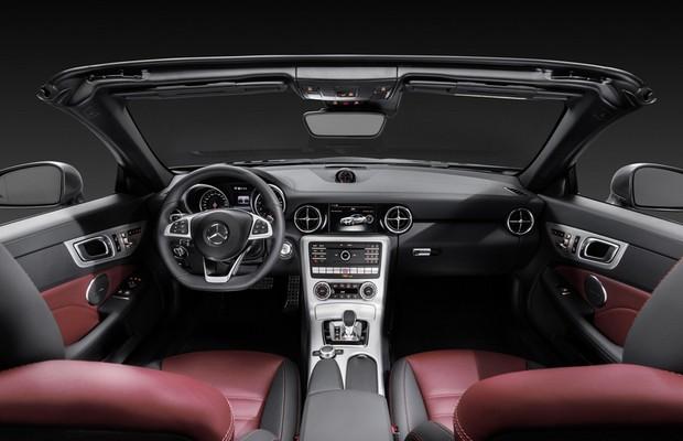 Mercedes SLC 300 (Foto: Divulgação)
