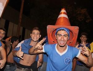 Torcida Cruzeiro (Foto: Mauricio Paulucci)