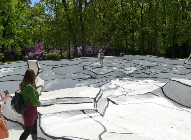 Jardin D'Émail Playground (Foto: Reprodução/Voca)