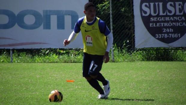 Hélder (Foto: Divulgação / Esporte Clube Bahia)