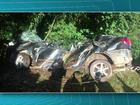 Equipamentos de segurança salvam família vítima de acidente, diz PRF