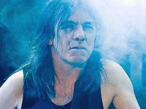 Malcolm Young.  (Foto: Reprodução / Site do AC/DC)