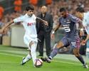 Jogador da seleção francesa é solto após ser acusado de agredir jovem