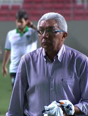 Givanildo Oliveira, técnico do América-MG