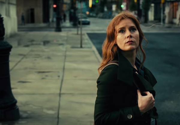 Lois Lane no trailer da 'Liga da Justiça' (Foto: Reprodução)