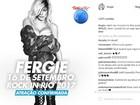Rock in Rio 2017: Fergie será uma das atrações do festival de música