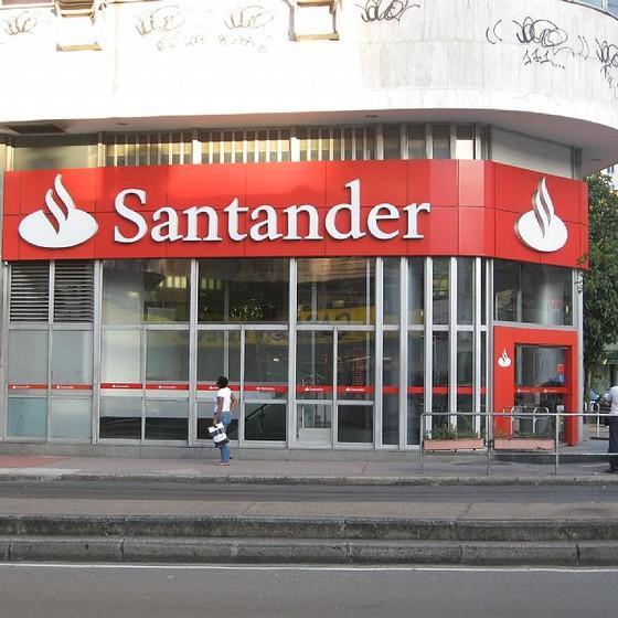 Agência do Santander (Foto: Reprodução/ EBC)