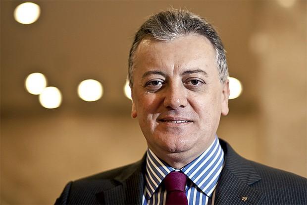 O presidente da Petrobras, Aldemir Bendine (Foto: Henrique Manreza/Ag. O Dia/Estadão Conteúdo)