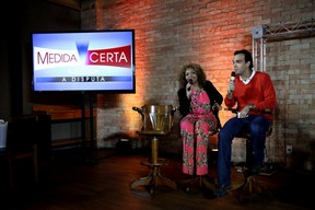 Medida Certa (Foto: Claudio Andrade/Photorionews)
