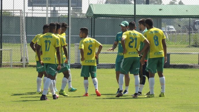 Sub-20 Palmeiras Copinha João Burse (Foto: Felipe Zito)