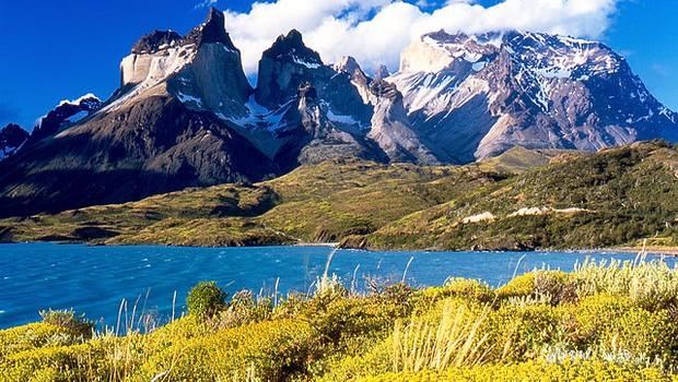 Parque Nacional Torres del Paine, Chile (Foto: Wikimedia Commons)