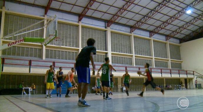 IFPI Basquete  (Foto: TV Clube)