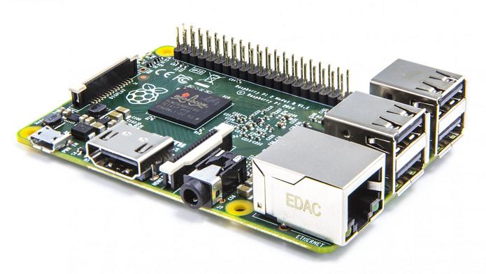 Raspberry Pi 2 pode rodar o Windows 10 IoT (Foto: Reprodução/Aline Jesus)