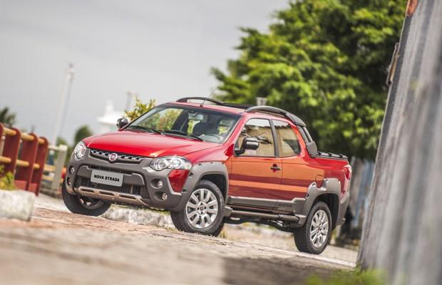 Fiat Strada (Foto: Divulgação)