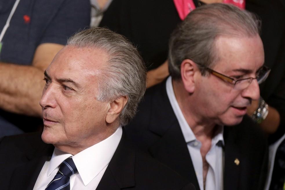 Desistência surge um dia após denúncia de que Temer concordou com pagamento de mesada ao ex-deputado, para evitar delação premiada (Foto: Ueslei Marcelino/Reuters)