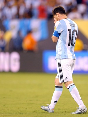 BLOG: Messi no Olimpo