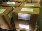 Inspeção acha mais 300 toneladas de remédio vencido em depósito no RJ