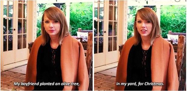Taylor Swift (Foto: Vogue America / Reprodução)