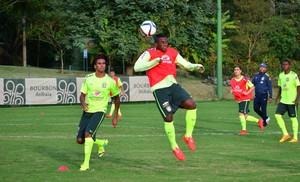 Yuri Mamute Seleção Sub-20 preparação Mundial (Foto: Danilo Sardinha/GloboEsporte.com)