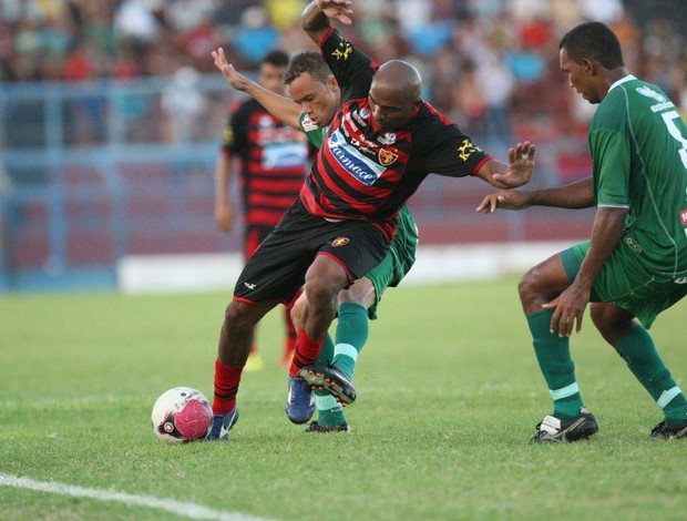 Guarani de Jazeiro x Icasa pelo Campeonato Cearense 3 (Foto: Normando Sorácles/ Ag. Miséria de Comunicação)