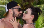 Gabe Cardoso assume namoro 'sem ciúme'