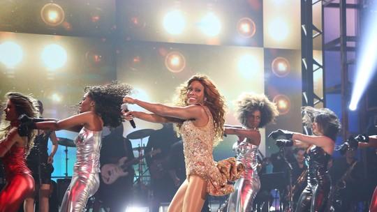 Apresentação de 'Beyoncé global' incendeia estreia do 'Show dos Famosos'