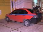 Taxista é preso após assaltar pedestres em Porto Alegre