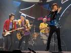 Rolling Stones dão 'beijinho no ombro' e fazem show certeiro em SP