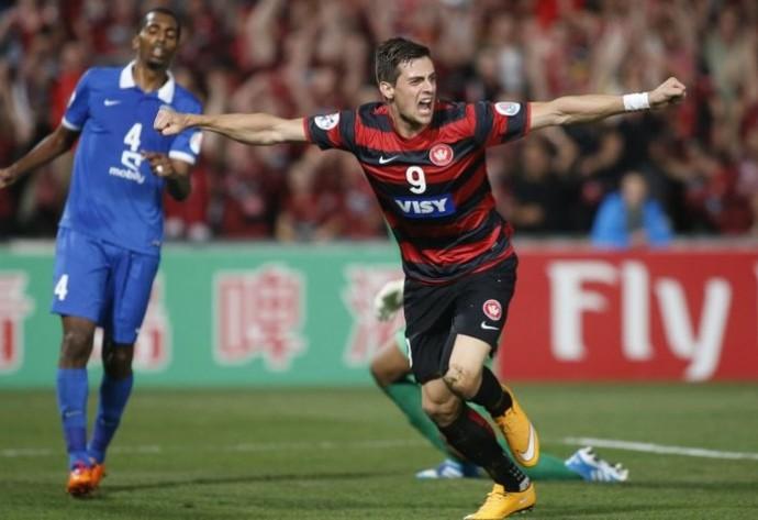 Juric Western Sidney Wanderers (Foto: Divulgação/Site oficial da AFC)