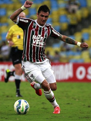 Vinícius, Fluminense x Corinthians (Foto: Nelson Perez / Fluminense FC)