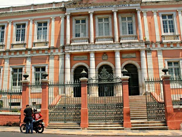 G1 - Colégio Dom Pedro II comemora 146 anos com exposição