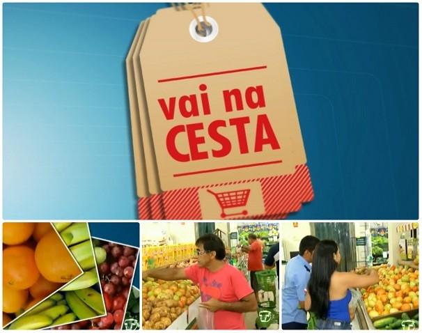 Vai na Cesta decidiu mostra pra você algumas formas de economizar mais ao ir ao supermercado.  (Foto: Priscila Miranda/ TV Tapajós)