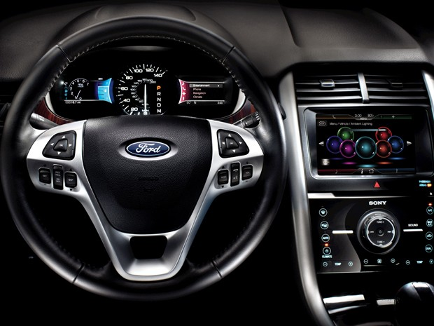 Ford Edge Ganha Novas Cores E Mantem Precos Na Linha