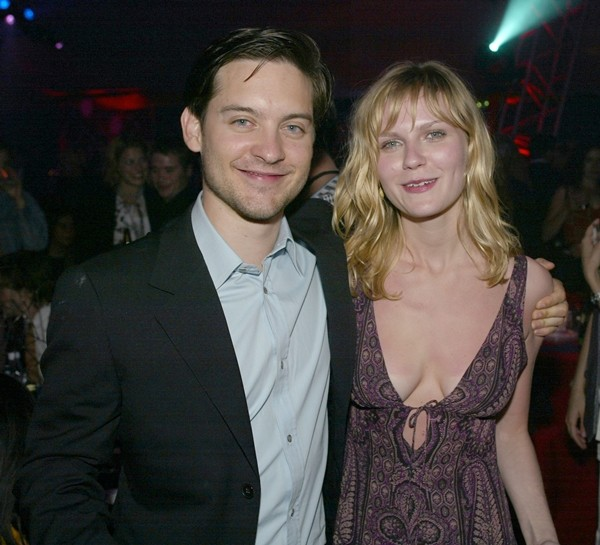 Tobey Maguire e Kirsten Dunst  (Foto: Getty Images)