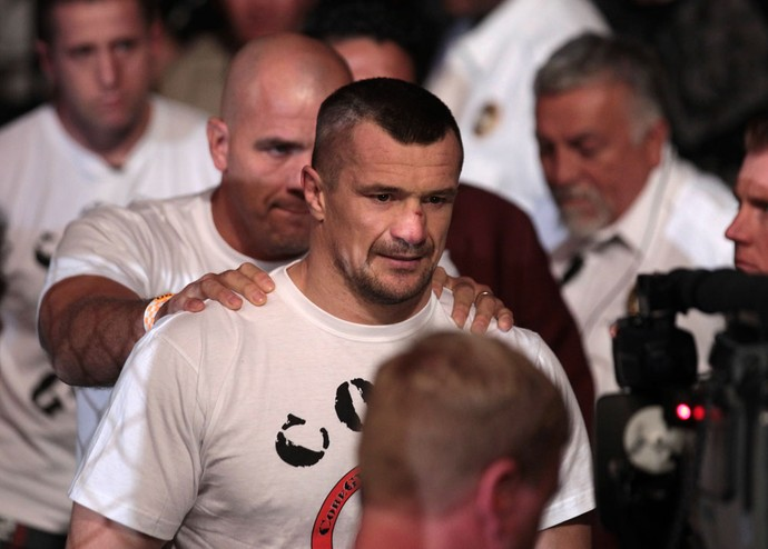Cro Cop no UFC 137 (Foto: Divulgação)