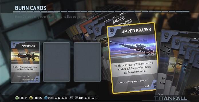 Equipe os cards antes de cada partida (Foto: Reprodução / youtube)