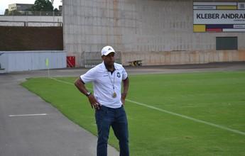 Luciano Rocha sai e Cleiton Marcelino assume o sub-20 do Rio Branco-ES