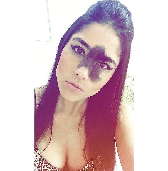 Mariana inspira (Foto: Reprodução/Instagram)