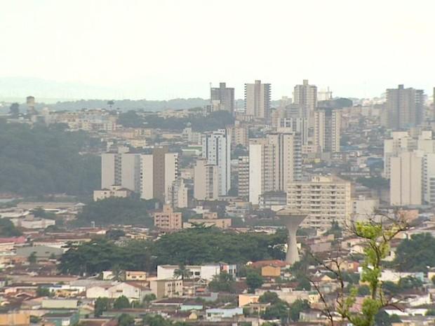 Imagem de imóveis em Ribeirão Preto (SP) (Foto: Reprodução/EPTV)