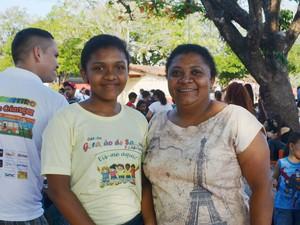Dia das Crianças, Bombeiros, Amapá, Macapá, (Foto: Fabiana Figueiredo/G1)