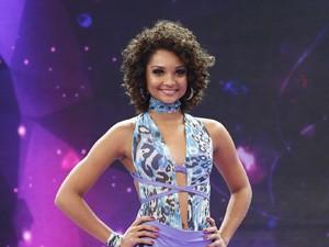 Francielle na final do Bailarina do Faustão (Foto: gshow)