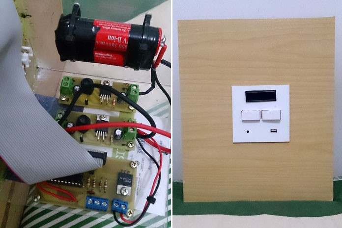 Adolescentes criam 'hidrômetro digital' que calcula consumo e ajuda poupar água