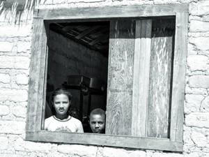 A população dos quilombos do Tocantins ainda vive isolada (Foto: Clóvis Cruvinel/ Acervo pessoal)