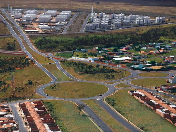 Obras (Foto: Prefeitura de Uberlândia/Divulgação)