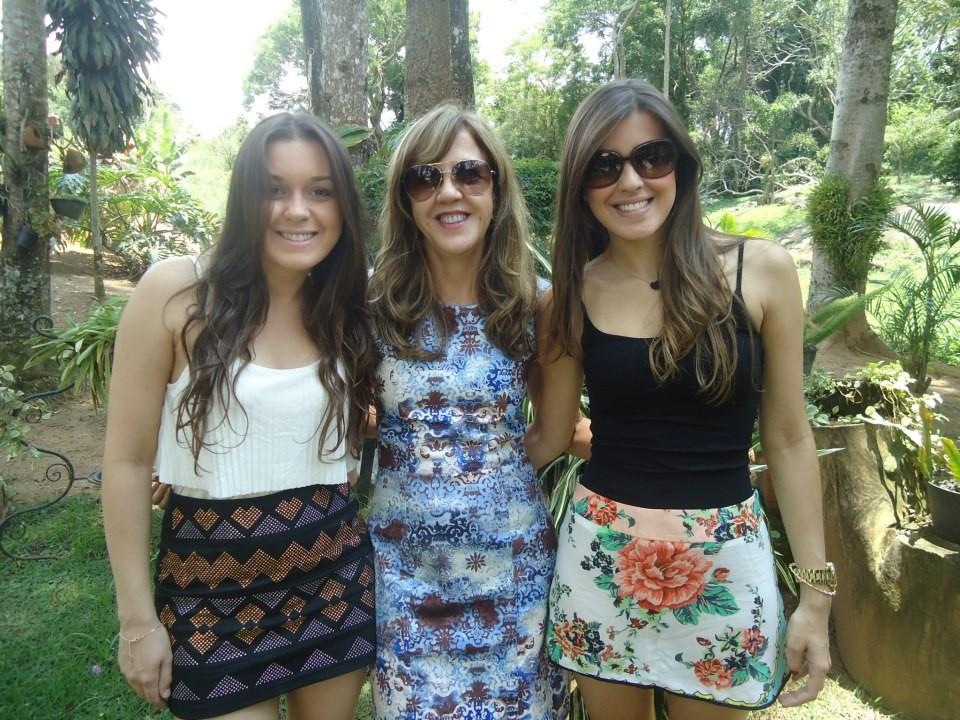 A família da sister é de São Roque, interior de São Paulo (Foto: Arquivo Pessoal)