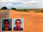 Polícia tenta localizar mulheres vistas em local de duplo homicídio no RN