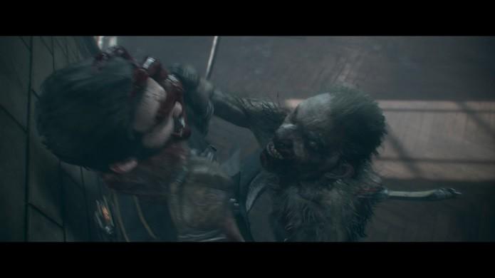 São raros os combates contra os licantropos (Foto: Reprodução/Victor Teixeira)